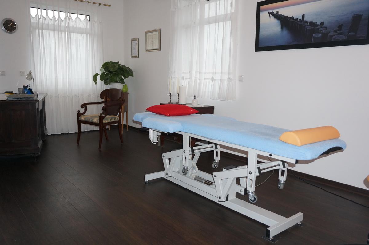 Osteopathie Konrad Gollner, Praxis in Hargesheim bei Bad Kreuznach